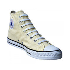 Converse Hi yellow