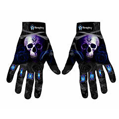 Almighty gloves skull
