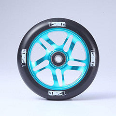 Blunt 5 spokes 120mm Teal