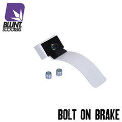 Blunt Brake Bolt on - White