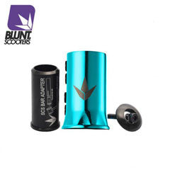 Blunt H clamp scs teal