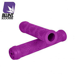 Blunt Handgrips Purple