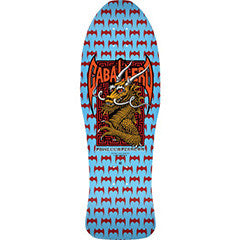 Powell Peralta Bones Brigade Steve Caballero Dragon and Bats Deck Blue