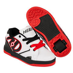 Heelys Propel 2.0 white red