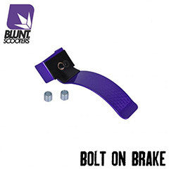 Blunt Brake Bolt on - Purple