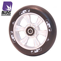 Blunt 6 spokes 110mm Black