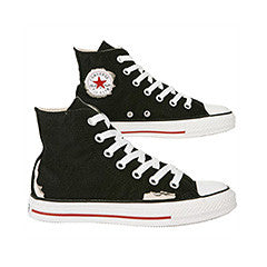 Converse Tear away hi black/parch