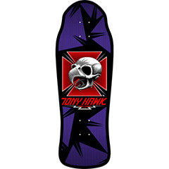 Powell Peralta Bones Brigade Tony Hawk Skull Deck Black