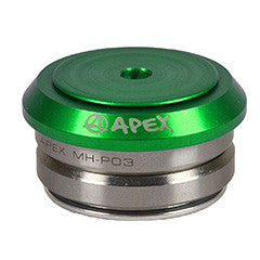 Apex Integrated Headset - Green