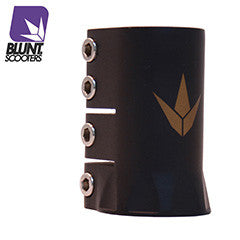 Blunt 4 bolts clamp - different colors