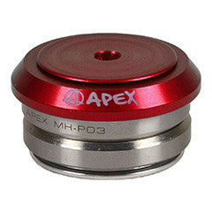 Apex Integrated Headset - Red