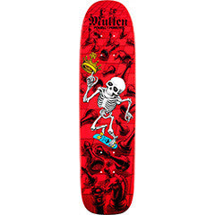 Powell Peralta Bones Brigade® Mullen Chess Reissue Deck Red