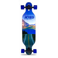 Krieg Skateboards Highway to heaven - complete