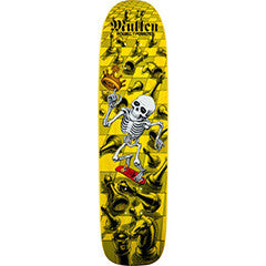 Powell Peralta Bones Brigade® Mullen Chess Reissue Deck Yellow