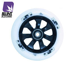 Blunt 7 spokes 110mm - Black White