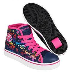 Heelys Veloz dark denim rainbow