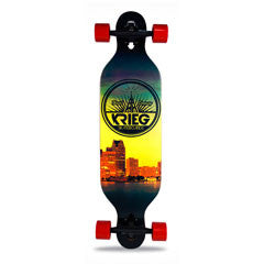 Krieg Skateboards The city - complete