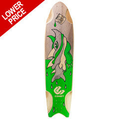 "Comet Grease Shark 38"" deck only"