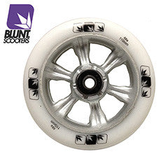 Blunt 6 spokes 110mm White
