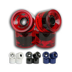 Gravity Wheels Burners - 66mm