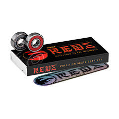 Bones Bearings Redz