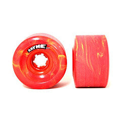 Rayne Wheels Round Lipped - 70mm