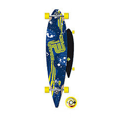 "Flying Wheels Continuum 44,5"" Blue Yellow"