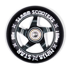 Slamm Wheels Ninja Star - Black