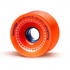 Orangatang Moronga 72.5mm / 80a / Orange