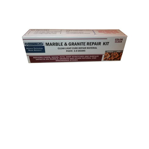 MARBLE & GRANITE REPAIR KIT - CLC PASTE 3.0 Grams