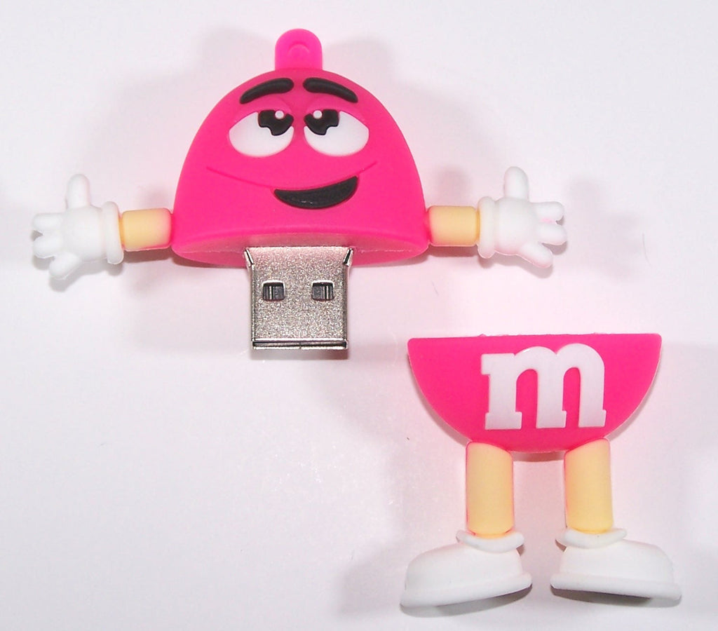 USB Memory Stick - 8Gb 'Maureen M&M' - USB8GBMM