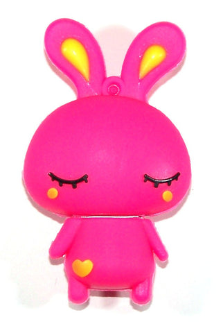 USB Memory Stick - 8Gb 'Pink Rabbit' - USB8GBRABBIT