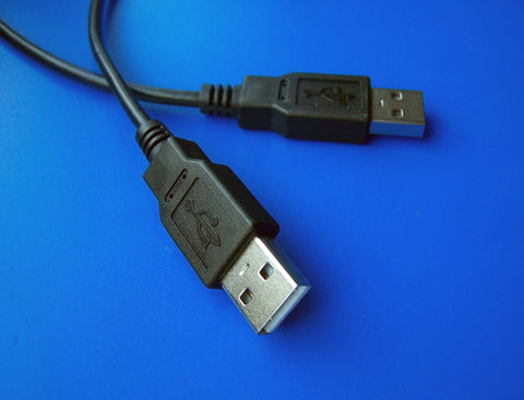 USB-A to USB-A Cable