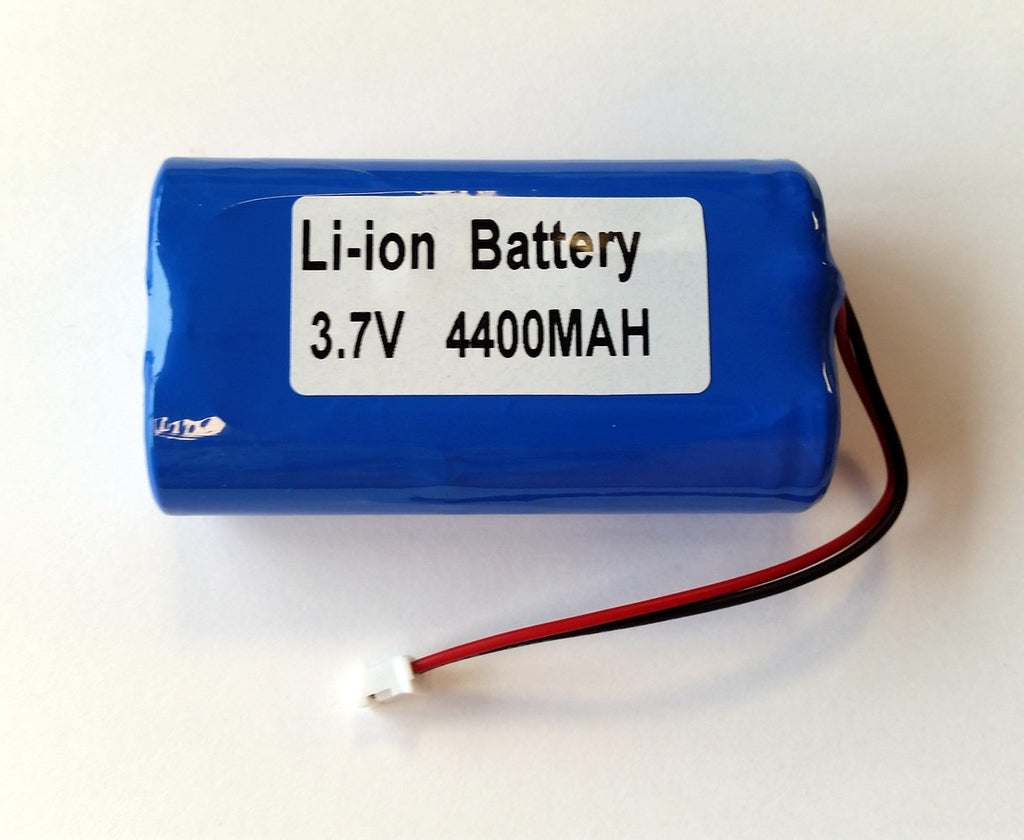 Li-ion 4400mAh 3.7v battery