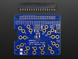 AdAdafruit Perma-Proto HAT for Pi Mini Kit - No EEPROM-2310afruit Capacitive Touch HAT for Raspberry Pi - Mini Kit -2340