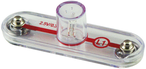 2.5V Lamp (built-in bulb) - 6SCL1