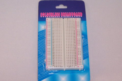 Breadboard - solderless 400 points