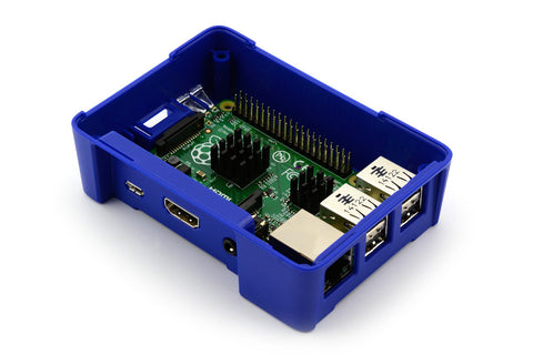 Raspberry Pi Case - Model B+/Pi 2/Pi 3 Compatible