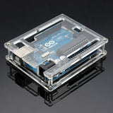 Transparent Acrylic Shell Box for Arduino Uno