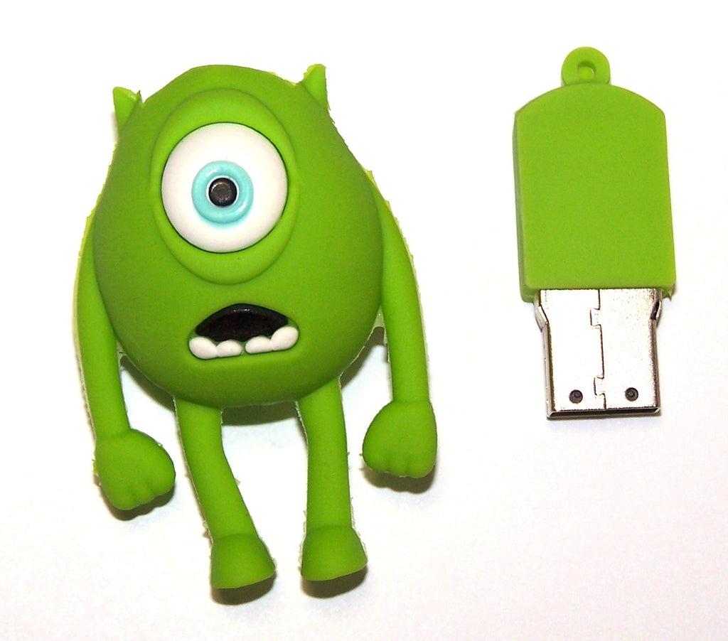 USB Memory Stick - 8Gb 'Mike' Monsters Inc - USB8GBMIKE