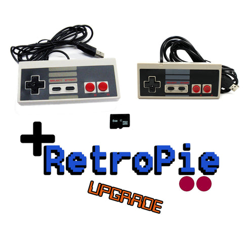 RetroPie Arcade Upgrade Pack