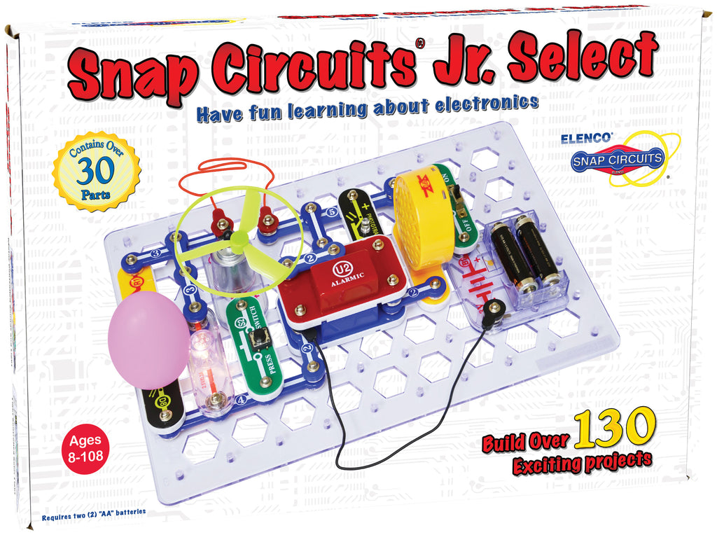 Snap Circuits Jr. Select 130 in 1 - SC130