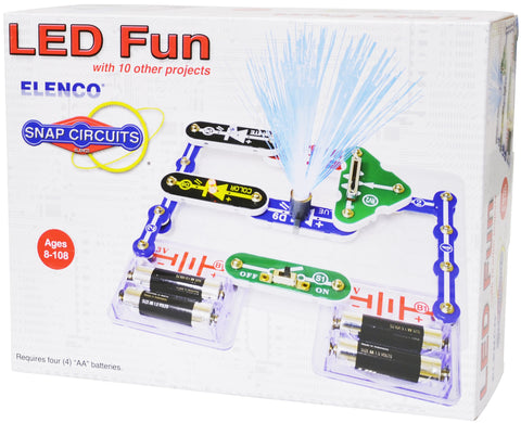 Snap Circuits LED Fun SCP-11