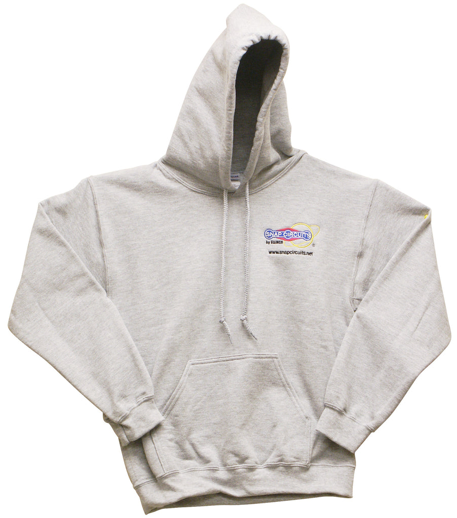 Adult Hooded Sweatshirt Medium - 6SW1SHIRTM