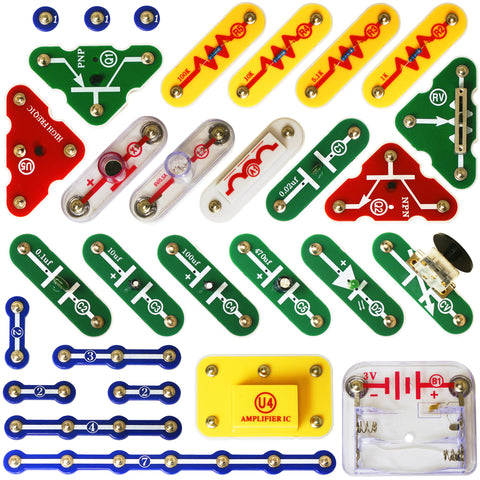 UC-30 Snap Circuits® Upgrade Kit SC100/SC130 into SC300