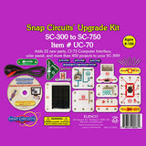 UC70 (UC-70) Upgrade Kit SC300 to SC750
