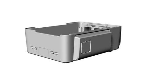 Raspberry Pi 3 Model B Cyntech Case