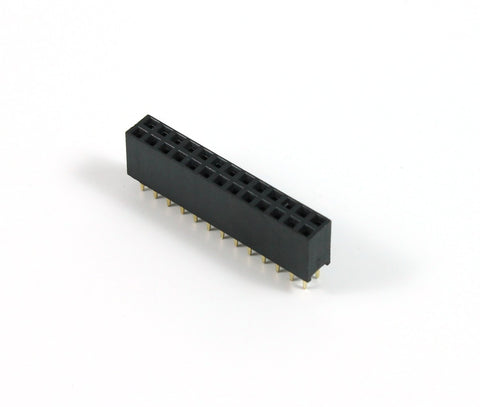 26 way female PCB mount connector