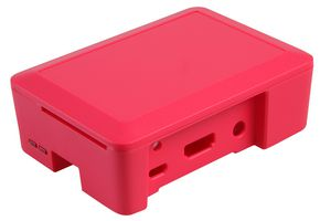 Raspberry Pi Case - Model B+/Pi 2/Pi 3/3B+Compatible  PINK!!