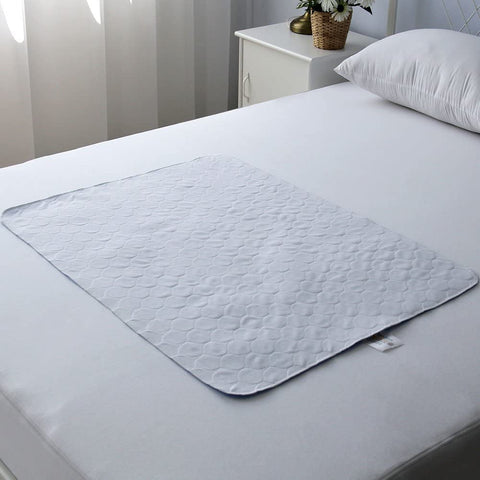 The incontinence bedding can meet machine washing requirements